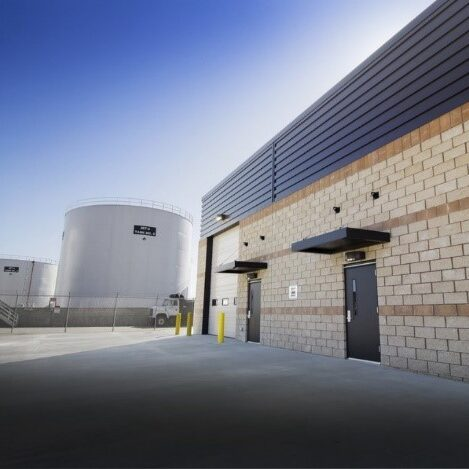 Tank Farm and Operations Building_BNA